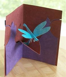 Dragonfly - EasyCutPopup | eBooks | Arts and Crafts