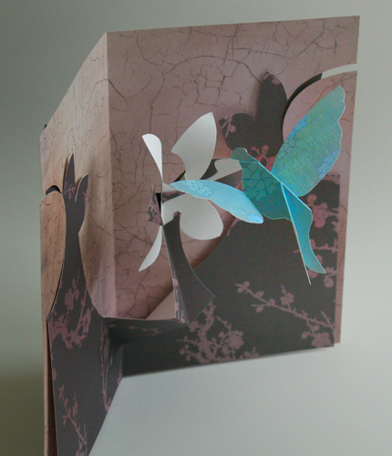 First Additional product image for - Hummingbird - EasyCutPopup