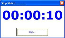 Stop Watch | Software | Add-Ons and Plug-ins