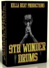 9th wonder drum kits & samples