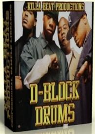 d-block drum kits & samples