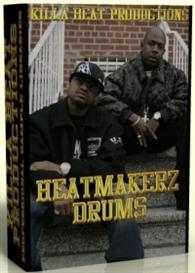 heatmakerz drum kits & samples
