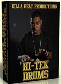 hi-tek drum kits & samples