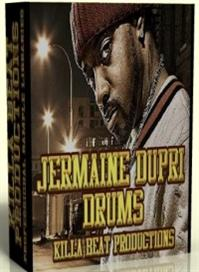 jermaine dupri drum kits & samples