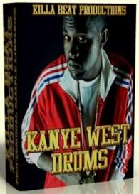 kanye west drum kits & samples