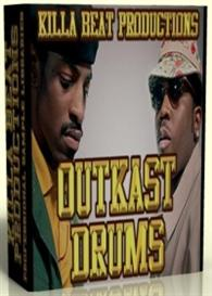 outkast drum kits & samples