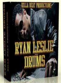 ryan leslie drum kits & samples