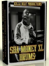 sha money xl drum kits & samples