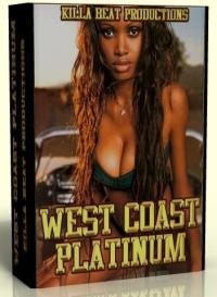 west coast platinum drums & samples