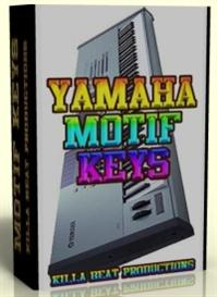 Yamaha Motif Keys | Software | Audio and Video