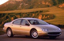 1998 Chrysler Concorde MVMA Specifications | Other Files | Documents and Forms