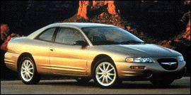 1998 chrysler sebring mvma specifications