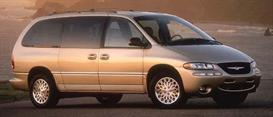 1998 Chrysler Town & Country MVMA Specifications | Other Files | Documents and Forms