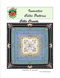 celtic circuits applique pattern
