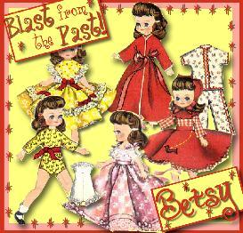 sew your betsy mccall a  poodle-skirt & wardrobe! 1950's pattern!  fun