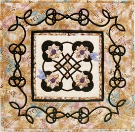 symphony applique pattern