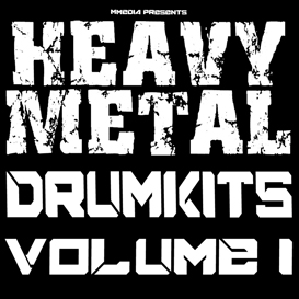 Heavy Nu Metal Rock Drums vol1 reason kontakt logic protools cubase fl studio 10 | Music | Soundbanks