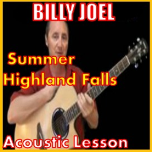 learn to play summer highland falls by billy joel