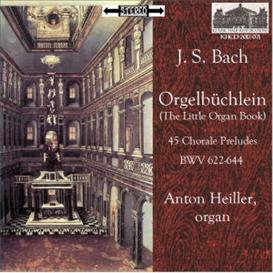 JS Bach: Orgelbüchlein (Chorale Preludes Nos. 1-45) BWV 599-644 - Anton Heiller, organ | Music | Classical