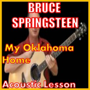 Learn to play My Oklahoma Home by Bruce Springsteen | Movies and Videos | Educational