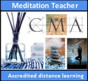 meditation teacher - accredited printed version
