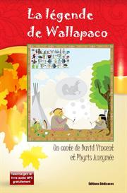 la legende de wallapaco - par david vincent et phyris anzymee