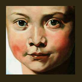 Painting Clara Serena - Painting Portraits in Oil | Movies and Videos | Arts