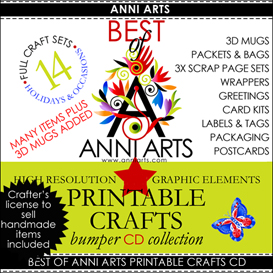 cd-best of anni arts