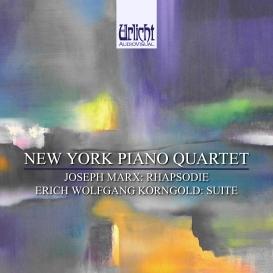 The New York Piano Quartet Plays Marx & Korngold (HD FLAC, 96k/24bit)   Music   Classical