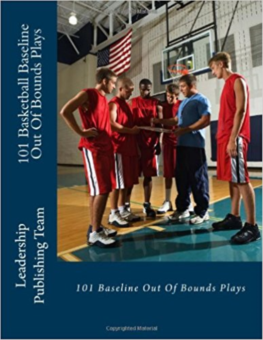 First Additional product image for - 101 Basketball Baseline Out of Bounds Plays