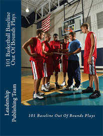 101 basketball baseline out of bounds plays
