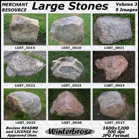 large stones - volume 3