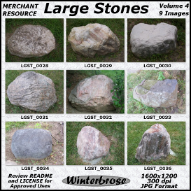 Large Stones - Volume 4 | Photos and Images | Nature