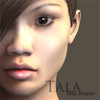 Tala for DAZ Studio | Software | Design