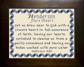 name blessings -  henderson 2