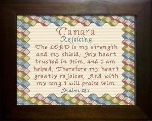 name blessings -  tamara 2