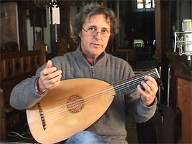 playing renaissance music on the classical guitar