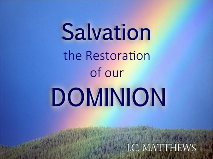 First Additional product image for - Salvation: The Restoration of Our Dominion