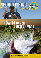 sportfishing with dan hernandez salmon seeker pt 2