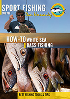 Sportfishing with Dan Hernandez How To White Sea Bass Fishing   Movies and Videos   Documentary