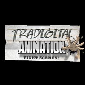 Tradigital Animation: Fight Scenes | Movies and Videos | Educational