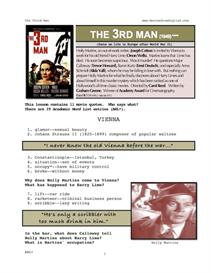 third man, whole-movie english (esl) lesson