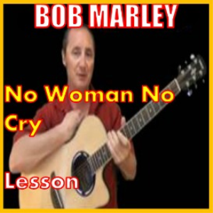learn to play no woman no cry by bob marley