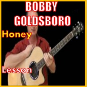 learn to play honey by bobby goldsboro
