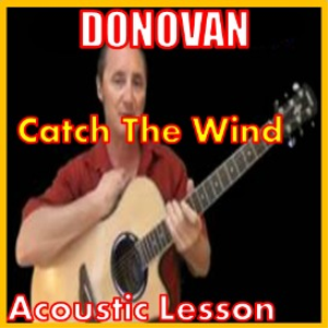 learn to play catch the wind by donovan