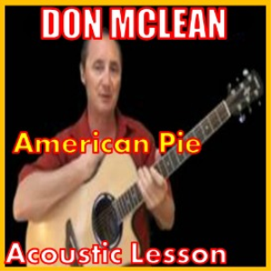 learn to play american pie by don mclean