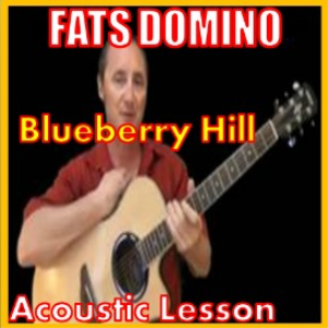 learn to play blueberry hill by fats domino