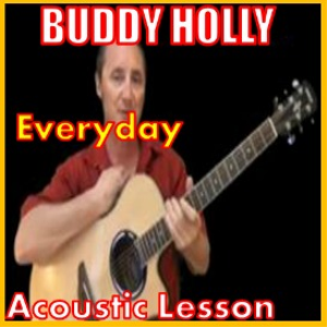 Learn to play Everyday by Buddy Holly | Movies and Videos | Educational