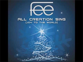 all creation sing (joy to the world0 steve fee sean condrey full srings, rhythm
