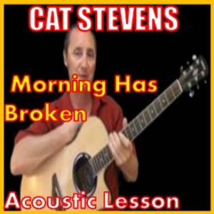learn to play morning has broken by cat stevens